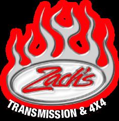 Zach's Transmissions & 4X4